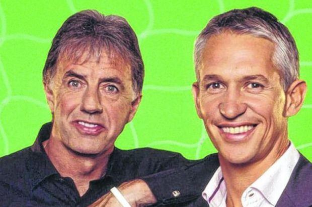 Mark Lawrenson and Gary Lineker are back for the fitba'