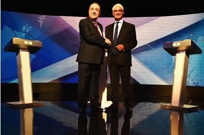 New poll: 53% think Darling won TV debate, 28% back Salmond, 19% undecided