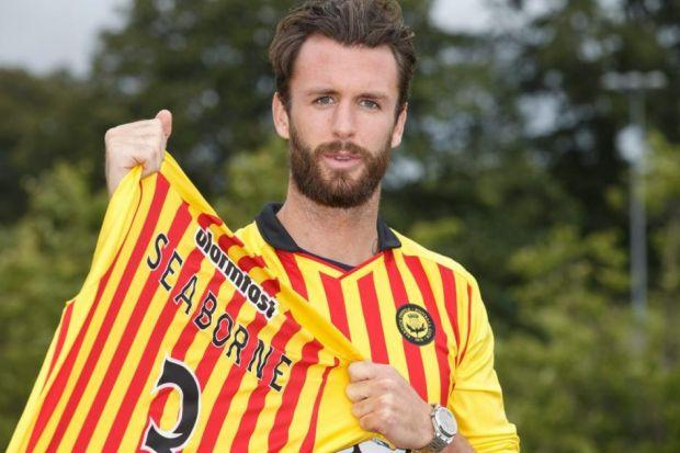 Danny Seaborne has signed a two-year deal