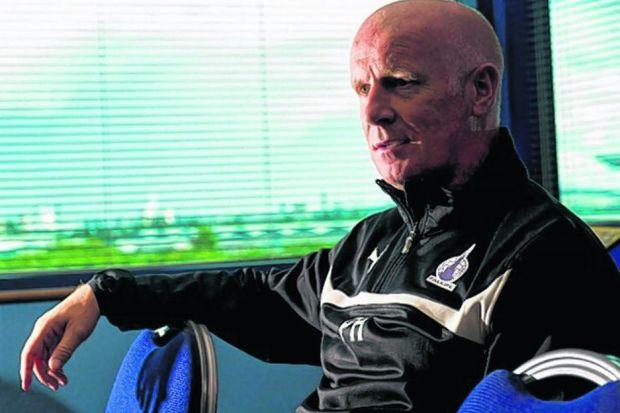 Peter Houston worked with Boyd and Miller as Scotland assistant. Picture: SNS