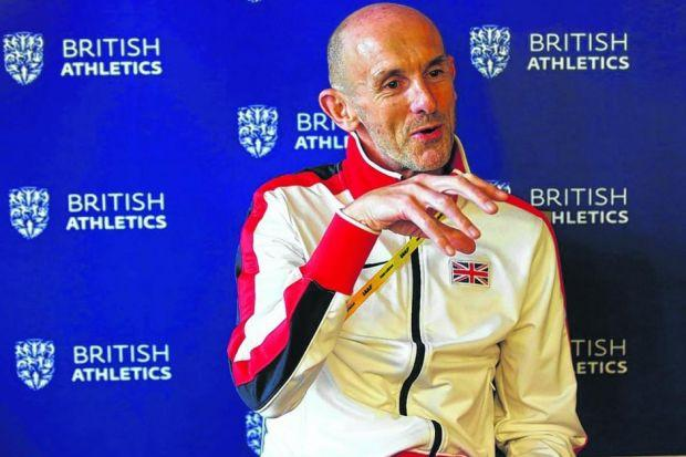 Neil Black has shifted focus to the challenges facing British Athletics. Picture: Getty Images
