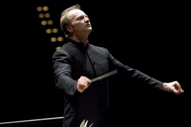Gianandrea Noseda: Will conduct a performance of the William Tell opera at the Usher Hall next week.