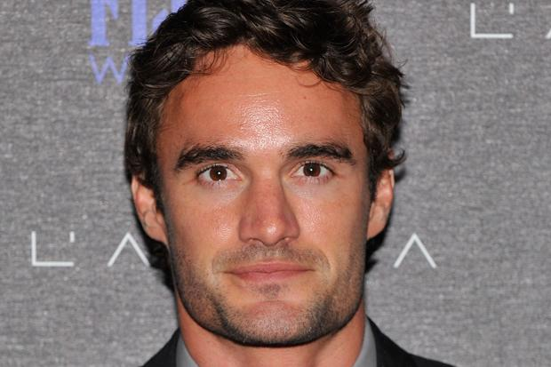 Neat footwork: ex-rugby star Thom Evans joins Strictly fray