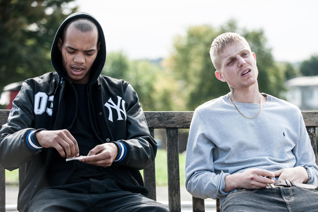 Modern Muse: Harley Sylvester from Rizzle Kicks on his new film role