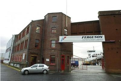 Ferguson: Jim McColl named as preferred bidder to save shipyard