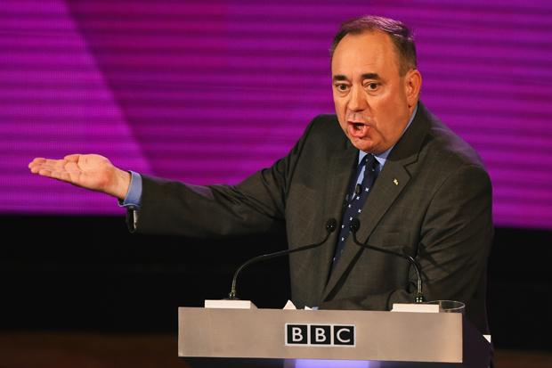 Salmond bounces back, taking second TV debate 71-29 against Darling