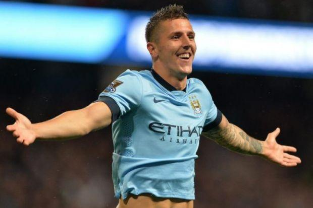 Manchester City 3 Liverpool 1: Jovetic spoils big day for Balotelli