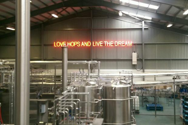 Diary of a Beer Girl: a sneak peek inside the new BrewDog HQ