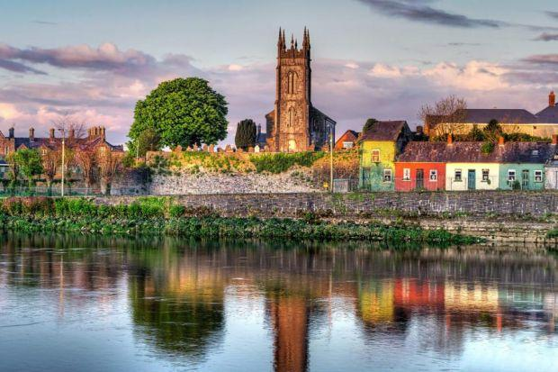 Limerick is enjoying a revival, thanks in part to its status as city of culture Photograph: Patryk Kosmider/Shutterstock