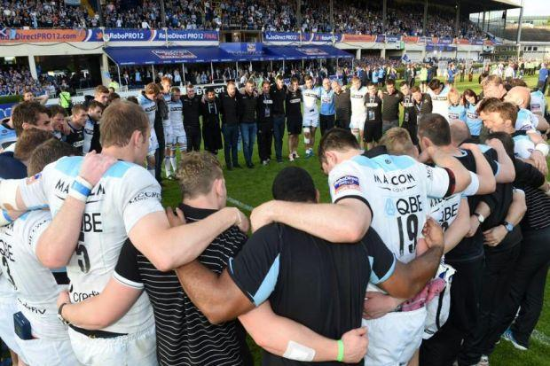 After Glasgow's dejection following their defeat to Leinster in May's PRO12 final, Gregor Townsend could be facing his most challenging campaign   Photograph: SNS