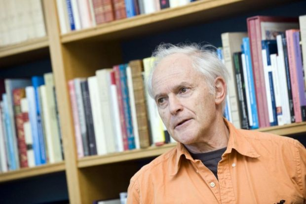 Sir Harold Kroto, 1996 Nobel Prize Laureate in chemistry, has backed calls for a ban on the teaching of creationism in Scottish schoolsPhotograph: Getty