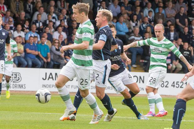 Dundee 1 Celtic 1: More pressure for Deila as Hoops draw