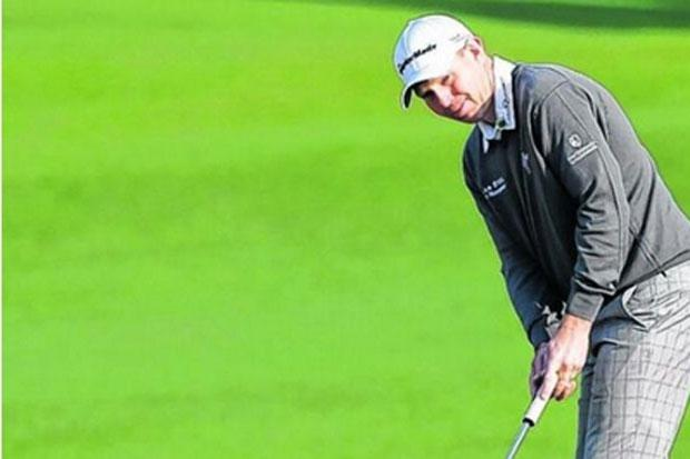 Gallacher misses out on Ryder Cup qualification