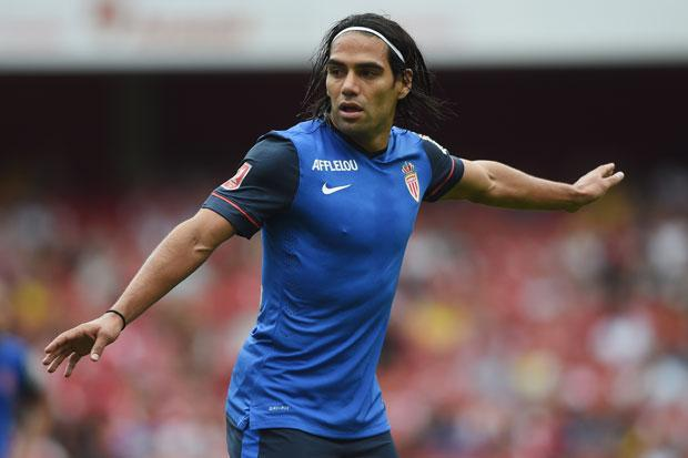 Falcao's father claims Real Madrid were unwilling to make a financial effort to sign his son