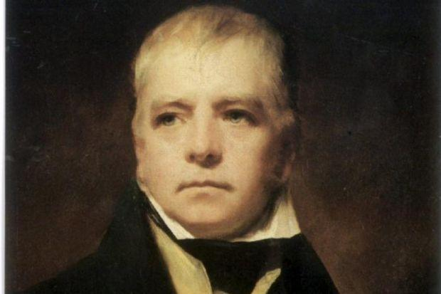 sir WALTER SCOTT: His novel Red Gauntlet is top notch.
