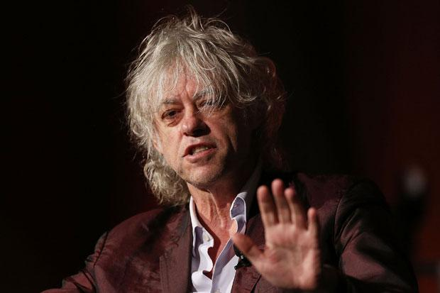 Sir Bob Geldof backs No vote, attacking nationalism as a 'very dangerous political animal'