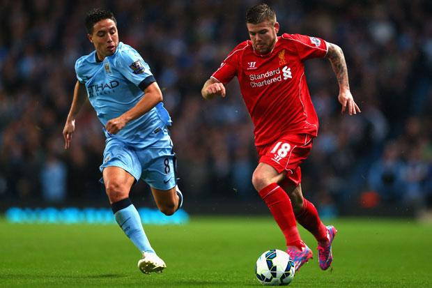 Liverpool's Moreno happy to prove a point