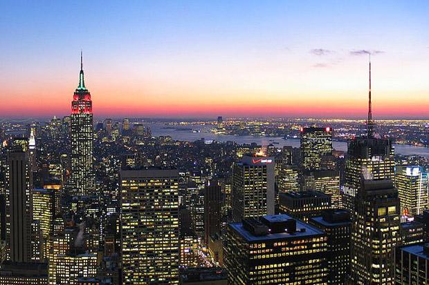 Destinations: New York