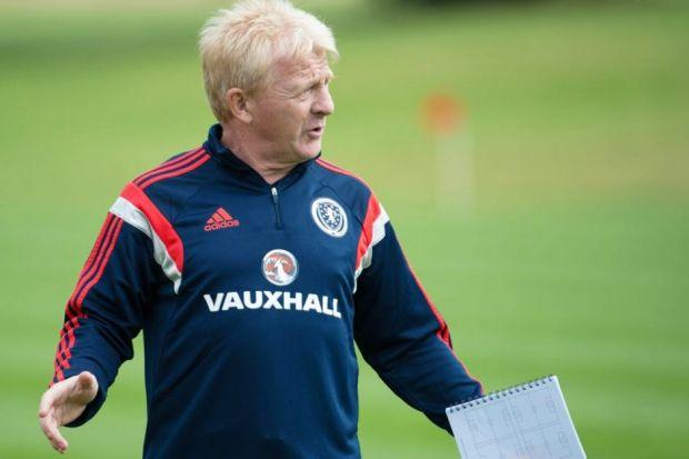 Gordon Strachan: 'All I can do is prepare properly'. Picture: SNS