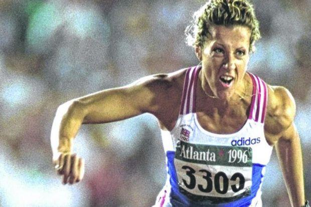 Sally Gunnell, British record holder and 400 metres grand slam winner, says Eilidh Child ha