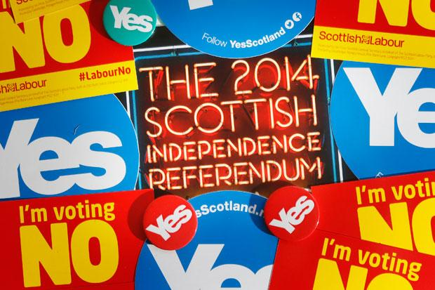 Indyref results in full: Yes 44.7% No 55.3%