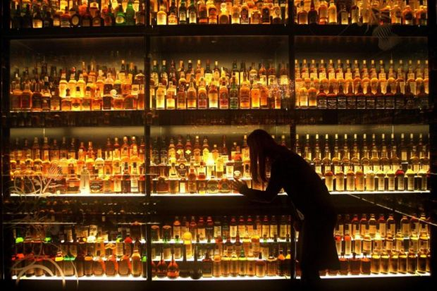 STRONG PRESENCE: Drinks maker Diageo has 50 sites and employs 4,000 staff in Scotland. It said it will 'fight very hard' for the whisky industry.