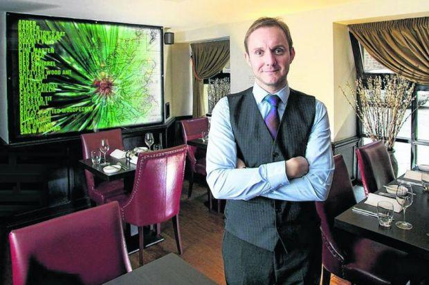 hard PLACE: Paul McMillan says Dundee is a tough market for independent hospitality operators to start up in.