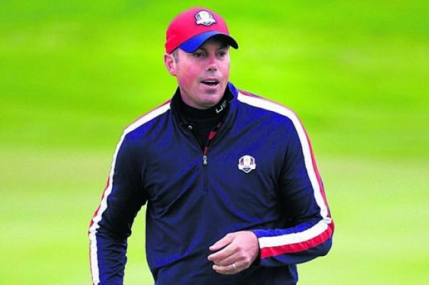 'Poulter's kind of the marked man,' says Matt Kuchar
