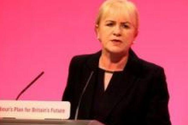 Johann Lamont has secured a review of Labour's structures, suggesting her position as Scottish leader is secure for now from challengers such as Jim Murphy, below