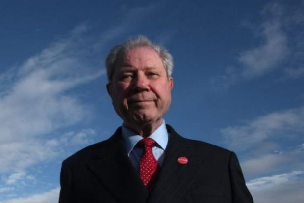 The Scottish Left Project will be backed by former SNP deputy leader Jim Sillars, abovePhotograph: Gordon Terris