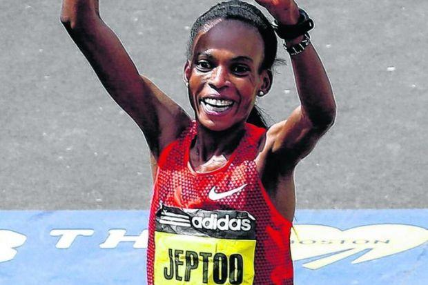 If Rita Jeptoo is convicted of doping it will do untold damage to marathon running, and to athletics in Kenya. Picture: Getty Images