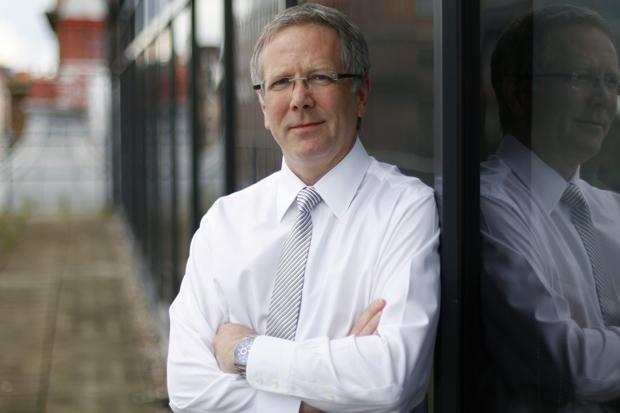 BANKING BONUS: David Thorburn, chief executive of Clydesdale Bank, saw his remuneration drop to £955,000.