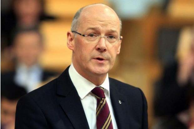 Swinney on changes to property tax: nine out of 10 Scots will be better off