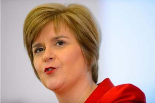 Sturgeon: Scottish Government will oppose any attempt to scrap Human Rights Act in Scotland