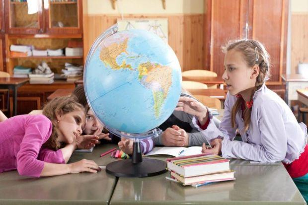 WORLDVIEW: In a bid to make subjects less 'cluttered' under the new Curriculum for Excellence, geography no longer includes study of tectonics, rainforests or climate. Picture: Alamy