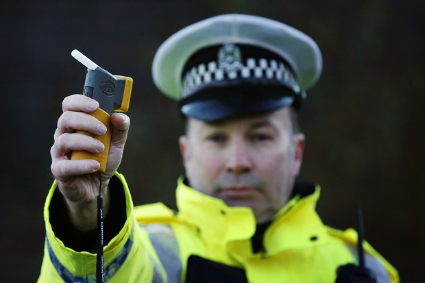 Four arrested as new drink-drive limit introduced
