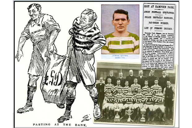 Six classic matches: the birth of the Old Firm and the day Hampden burned