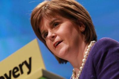 If I can do it anyone can: 'nippy sweetie' Sturgeon urges more women through glass ceiling
