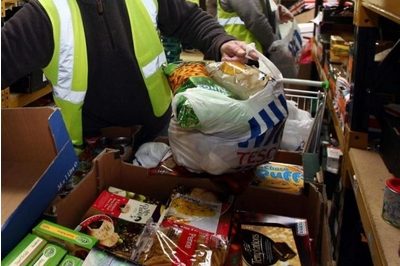 Food poverty and use of food banks rise in UK, reports show
