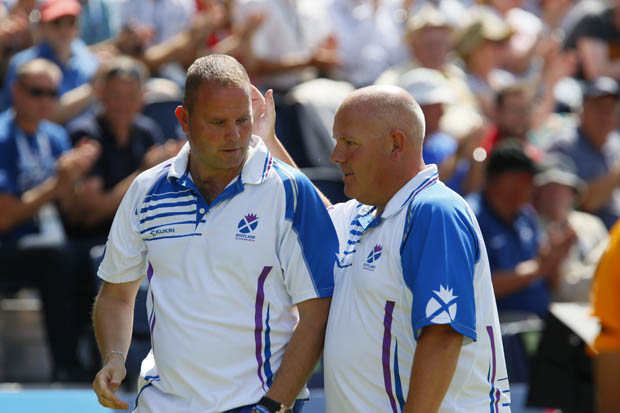 Bowls Hero Paul Foster Sent Home After Scots Stormy Team Meeting In