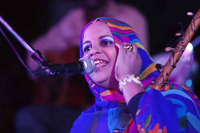 The ever-moving Moorish music of Noura Mint | HeraldScotland