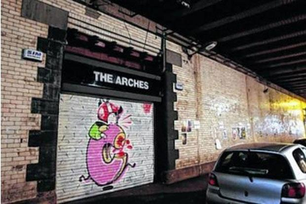 The Arches nightclub, Glasgow, forced to close after woman collapses
