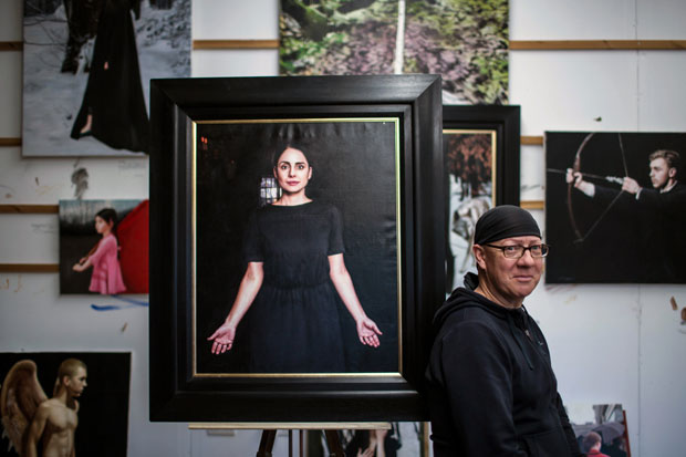 Actor Laura Fraser on joining Connolly and Sturgeon in New York's portrait gallery of inspirational Scots