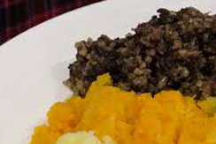 10 places to eat ... haggis