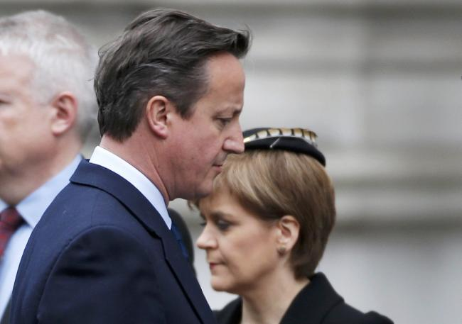Nicola Sturgeon has avoided triumphalism in the wake of the General Election result but it must be clear that she is the leader of the SNP in Westminster as well as Scotland - and she must ensure that David Cameron listens to Scottish voters