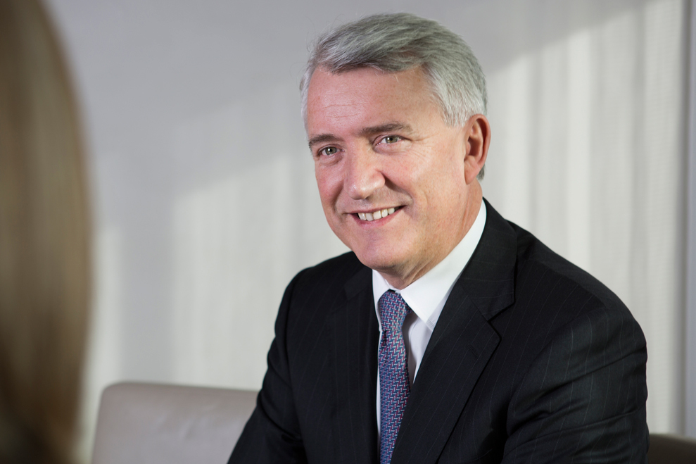 David Duffy of Clydesdale Bank. (48710500)