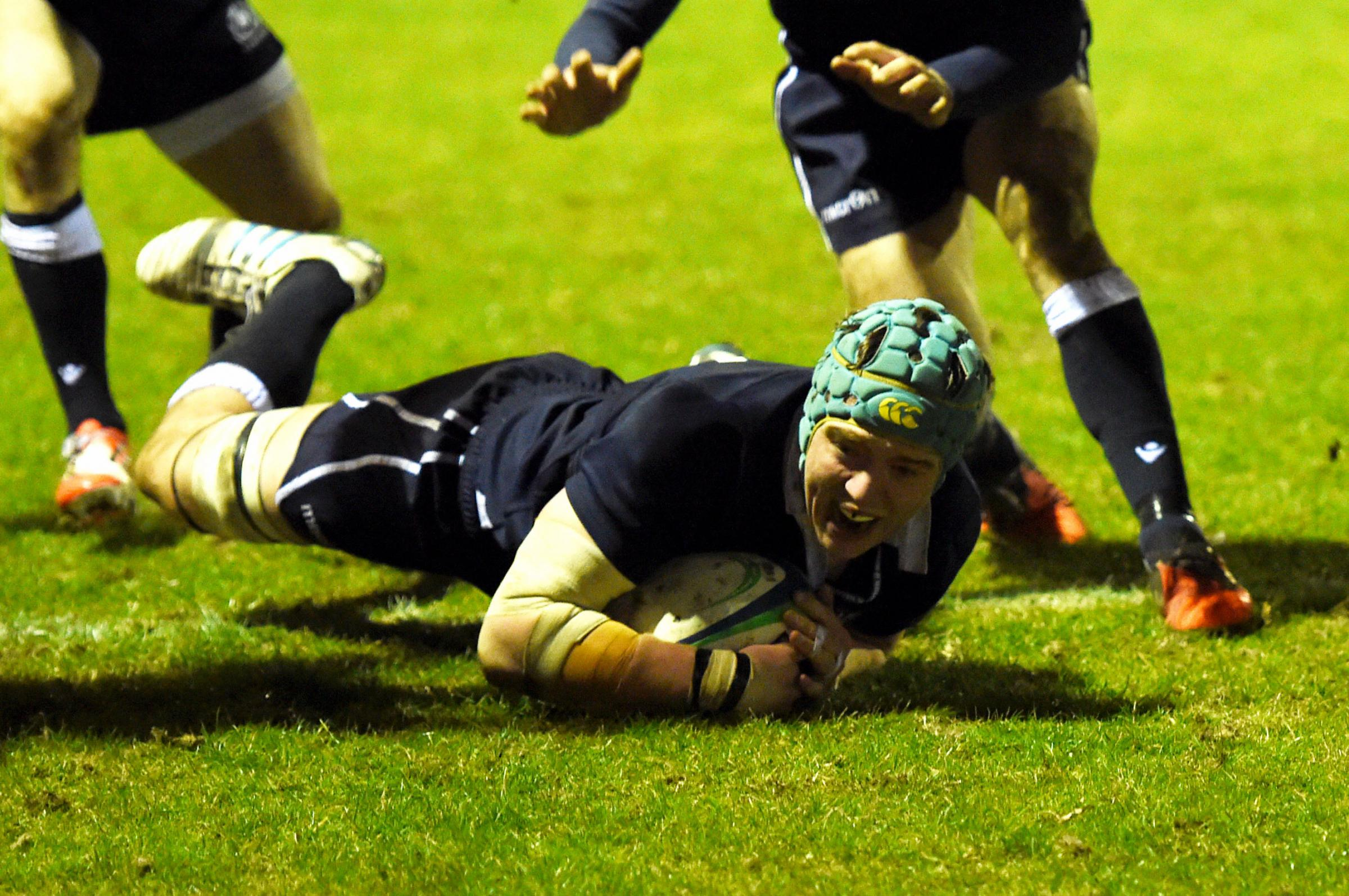 Lewis Carmichael ban deals hefty blow to Scotland U20 chances against  Argentina   HeraldScotland