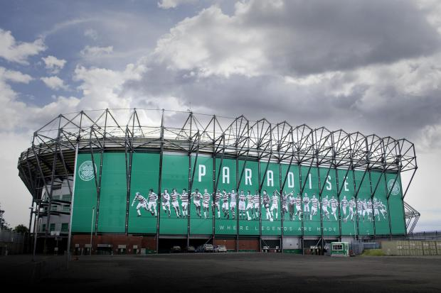 HeraldScotland: PARADISE FOUND: 58 players past and present adorn the artwork now covering the facade of Celtic Park