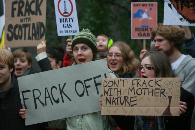 Opinion: SNP has backed itself into a corner on fracking