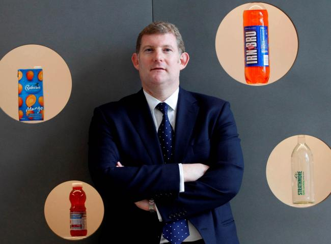 Irn-Bru aims for second-half growth after poor weather hits sales